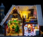 Mobile Preview: LED-Beleuchtungs-Set für LEGO® Winter Village Cottage #10229