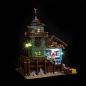 Preview: LED-Beleuchtungs-Set Alter Anglerladen 21310