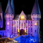 Preview: LED-Beleuchtungs-Set für LEGO® Hogwarts Castle 71043