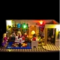 Preview: LED-Beleuchtungs-Set für LEGO® The Big Bang Theory #21302