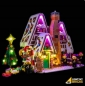 Mobile Preview: LED-Beleuchtungs-Set für LEGO® Lebkuchenhaus / Gingerbread House #10267