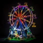 Mobile Preview: LED-Beleuchtungs-Set für LEGO® Riesenrad Ferris Wheel 10247