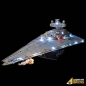 Mobile Preview: LED-Beleuchtung-Set für LEGO® Star Wars UCS IMPERIAL Star Destroyer #75252