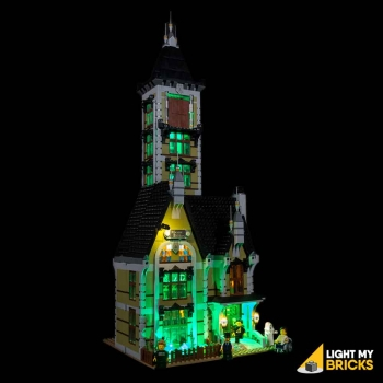 LED-Beleuchtung-Set für LEGO® Haunted House #10273