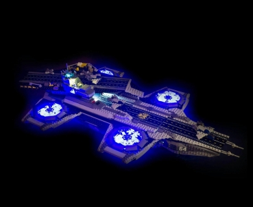 LED-Beleuchtungs-Set für LEGO®  The SHIELD Helicarrier #76042