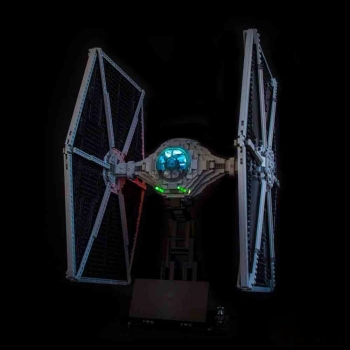 LED-Beleuchtungs-Set Star Wars UCS Tie Fighter 75095
