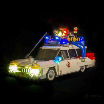 LED Beleuchtungs Set für Lego® Ghostbusters Ecto-1 #21108