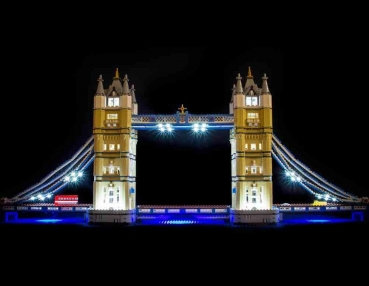 LED-Beleuchtungs-Set Tower Bridge 10214
