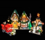LED-Beleuchtungs-Set für LEGO® Winter Village Post Office #10222